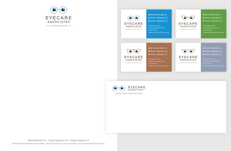 EyeCare Associates Business Papers